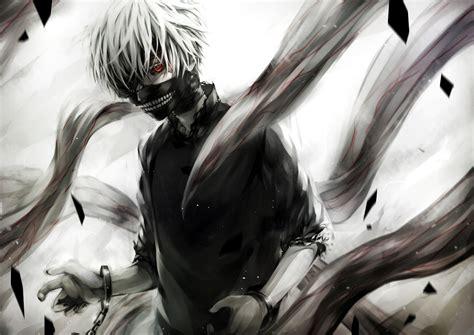 wallpaper anime kaneki ken as a ghoul tokyo ghoul gif 92148 tokyo ghoul wallpaper and background image 1432x1013