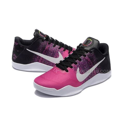 shoes for nike nike 11 black think pink white shoes for sale