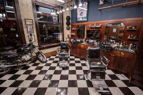 forest hill barber shop toronto spotted by locals inside