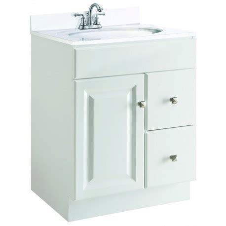 design house white vanity design house white vanity wyndham one fake drawer face