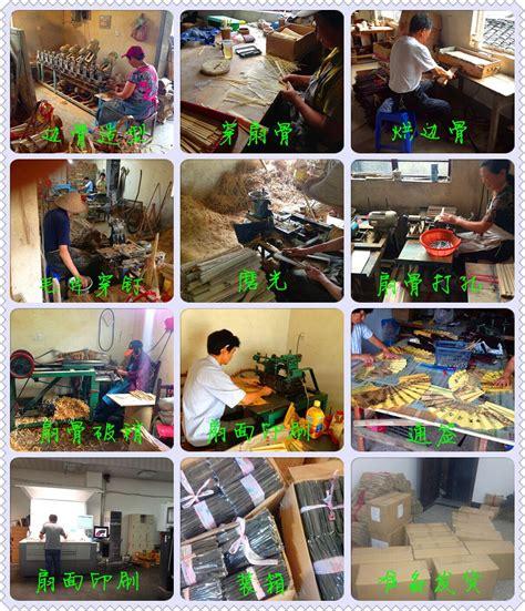 Kipas Undangan Warna Indah penggemar grosir kipas tangan yang indah kerajinan bambu hadiah kerajinan produk