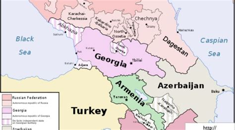 middle east map azerbaijan turkey and the south caucasus geopolitics in 2015