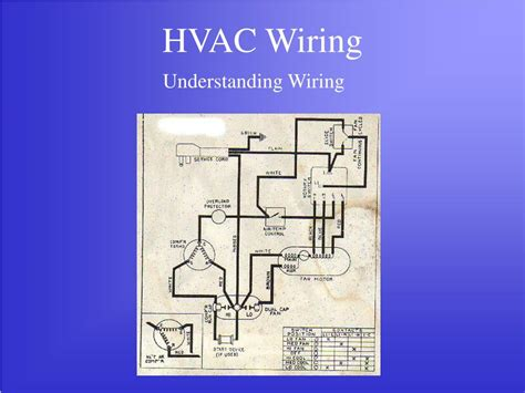 hvac wiring diagram wiring diagrams