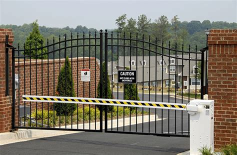 gated communities and security systems b d security