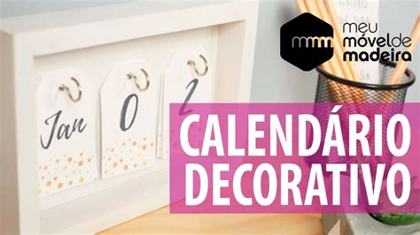 Calendario Permanente Diy Calend 225 Permanente Decorativo