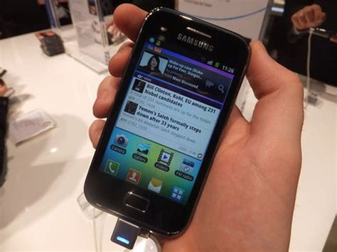 Samsung Ac Plus samsung galaxy ace plus release date price and specs cnet