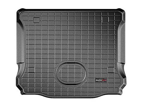 cargo mat for jeep wrangler unlimited with subwoofer weathertech 40745 weathertech cargo liner for 2015 jeep