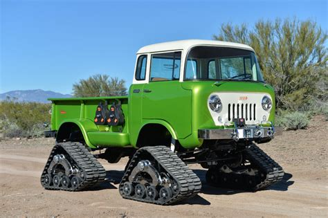 Green Jeep For Sale Green 1958 Jeep Fc For Sale Mcg Marketplace