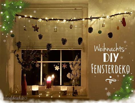 Weihnachtsdeko Fenster Diy by Weihnachtsdeko Diy Fensterdeko Mit 196 Sten Sonofabeach