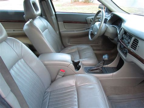 2003 Chevy Impala Interior by 2003 Chevrolet Impala Interior Pictures Cargurus