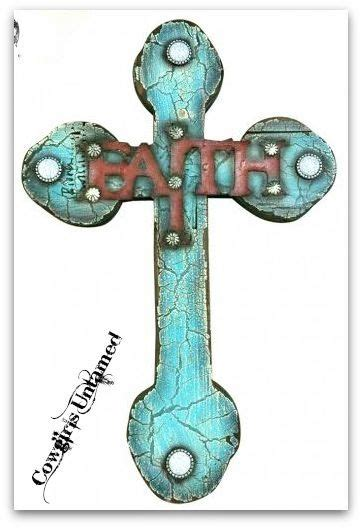 country crosses home decor spiritual cowgirl home decor shabby country chic distess