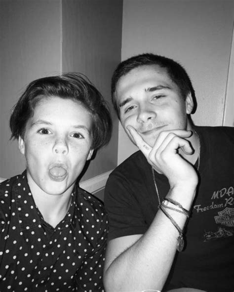brooklyn beckham tattoo meaning a look at brooklyn beckham s tattoos and the meaning