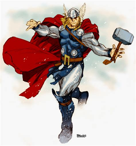 Palu Thor By D Richlyn Shop thor warm up sketch by diablo2003 on deviantart