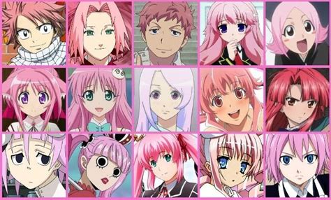 color purple character names colored hair don t care anime amino
