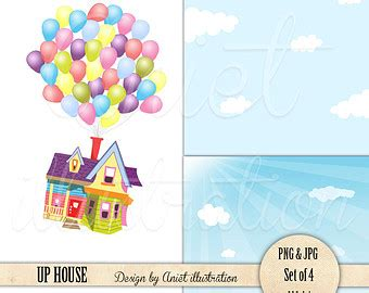 up house disney disney up house clipart clipartxtras