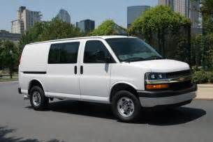 2012 chevrolet express 2500 new car review autotrader