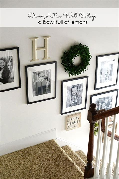 staircase wall decor ideas best 25 stairway wall decorating ideas on pinterest adastra