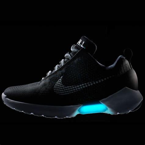 Nike Snekers how nike built the hyperadapt the self lacing sneaker of
