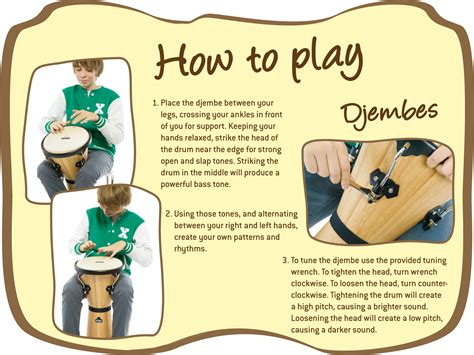 how to play djembes nino 174 percussion