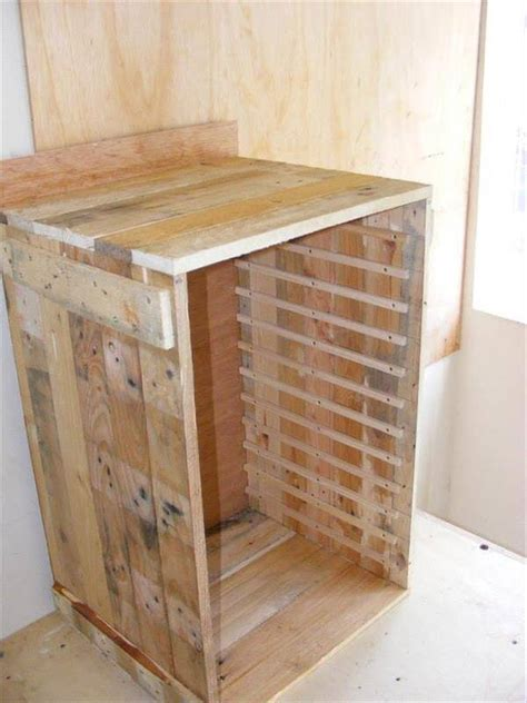 Cabinet Charpentier by Pallet Tool Storage Cabinet Diy Tutorial