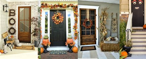 front door decorations fall front door decoration ideas rustic baby chic