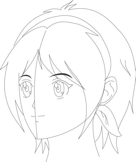 just all info and menggambar muka karakter dari berbagai sudut