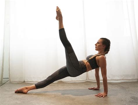strengthen your with this at home pilates workout
