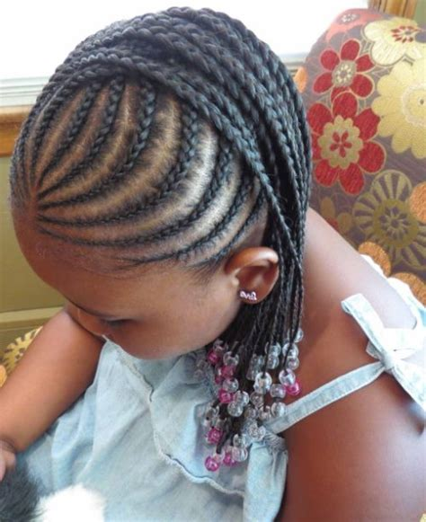 Kid Braided Hairstyles by Braided Hairstyles For Black Black