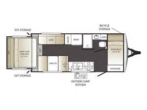 Outback Campers Floor Plans by 2016 Keystone Outback Terrain 210trs Camper Ebay