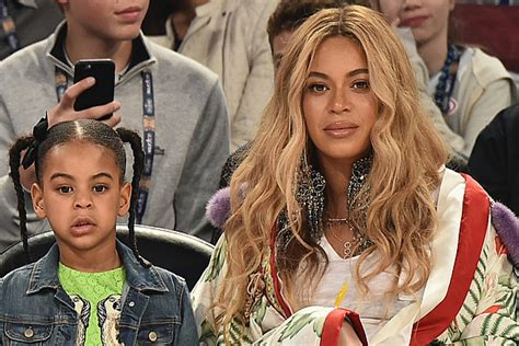 Spotted Shopping Beyonce Alba And More by Beyonce Blue And Tina Spotted X Shopping At