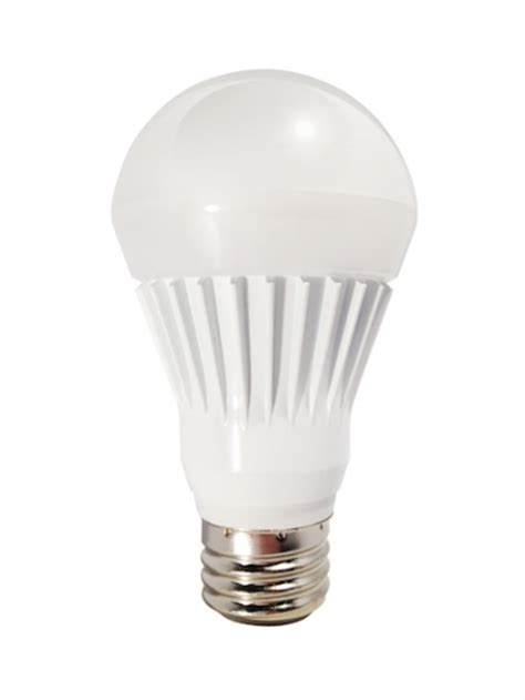 Toshiba Led Light Bulbs Toshiba Introduces A19 Led L With Traditional Light Bulb Shape Electrical Business