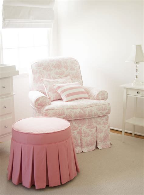Pink Glider And Ottoman Nursery Glider And Ottoman Pink House Plan And Ottoman