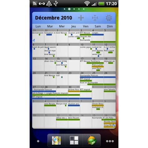 Best Calendar Widget Android Useful Android Calendar Widgets