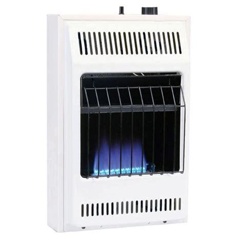 propane gas portable heater williams 10 000 btu hr blue flame propane gas heater with