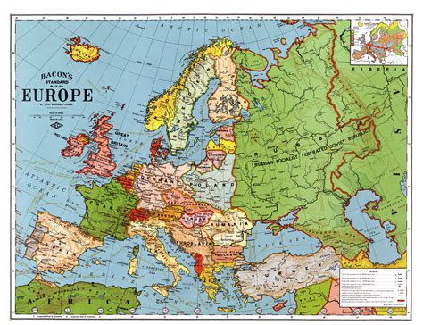 map of and europe file europe in 1923 jpg wikimedia commons