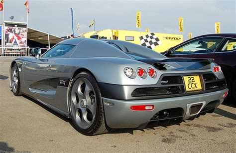 koenigsegg top gear koenigsegg ccx with top gear wing a photo on flickriver
