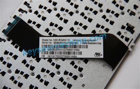 Keyboard Acer V5 431 V5 471 V5 481 kb nki14170 acer aspire v5 471 v5 431 v5 481 nordic