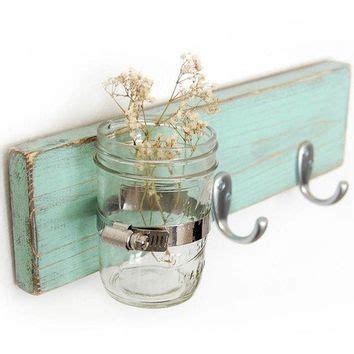 Kettle Pot Flower Vas Bunga Mawar Shabby Chic Putih shop wall vases wood on wanelo