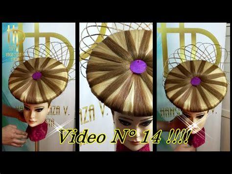 escuela de fantasa 8417059091 hairstyle wheel peinado fantasia hpstylist v 14 youtube