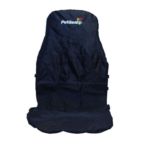 front car seat protector uk buy happypet pet gear front seat protector cover