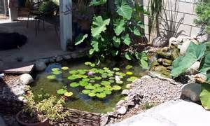 Small Garden Ponds Ideas Small Pond Landscaping Ideas Landscaping Gardening Ideas