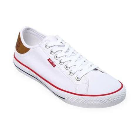 Sepatu Doc Mart Low jual levi s sneaker stan buck low canvas sepatu pria