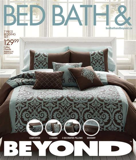 bed bth and beyond bed bath beyond september catalog canada