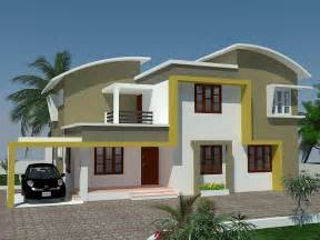 House Painting Designs And Colors by Kerala Exterior Painting Kerala Home Home Design House