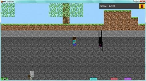 game mod for java mob jumper v1 23 new 2d java game minecraft mod