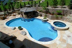 pools with spas colorado pools denver and northern colorado pools with
