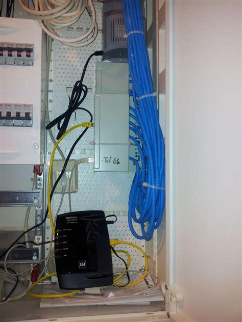haus telefonanschluss netzwerk installieren aufbau heimnetzwerk tipps