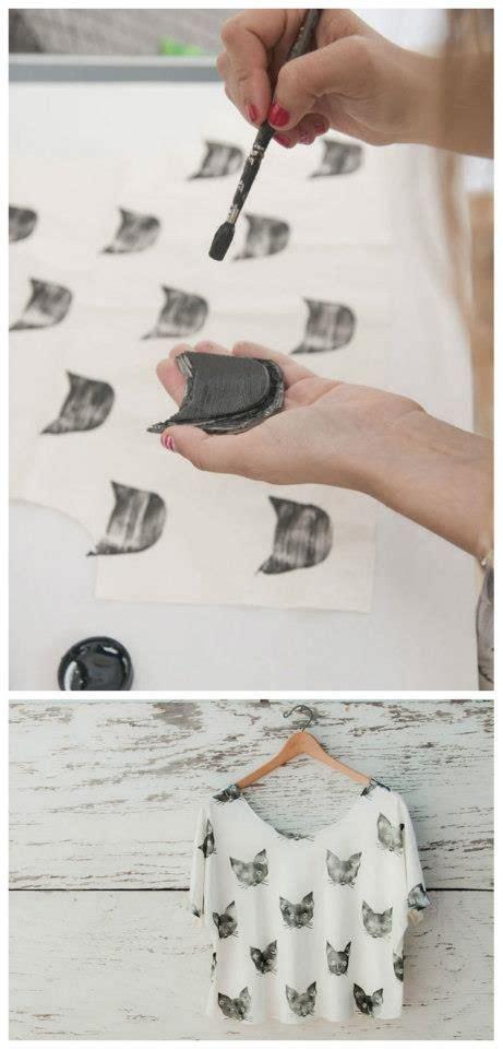 T Shirt Handmade - 25 best ideas about cat prints on cat phone