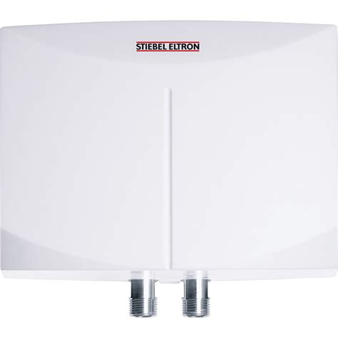 Small Water Heaters Electric Home Depot Stiebel Eltron Mini 2 1 8 Kw Point Of Use Tankless