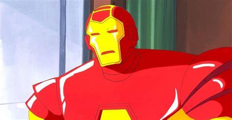 iron man tv series
